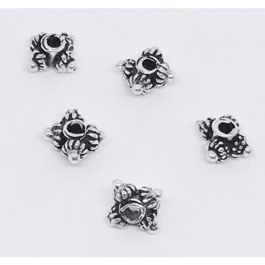 Perles en étain fabrication Française, 10microns