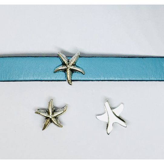 Passant étoile de mer 10mm