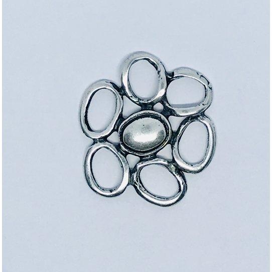 10 Intercalaires et pendants  fleur