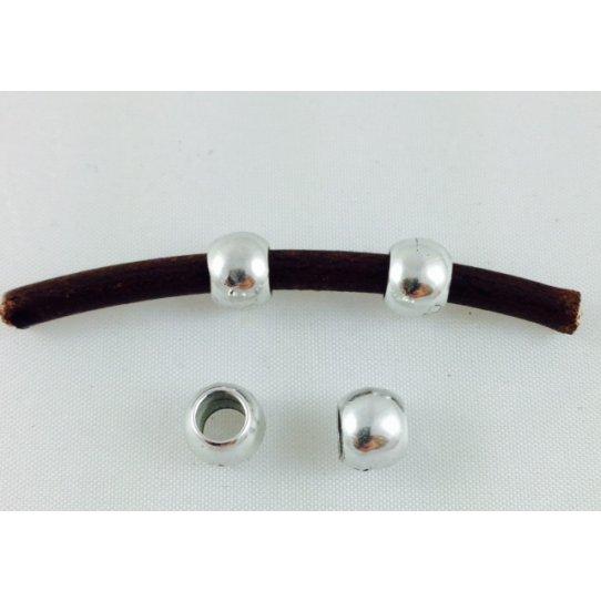 50 Perles de montage 7mm-trou 4mm