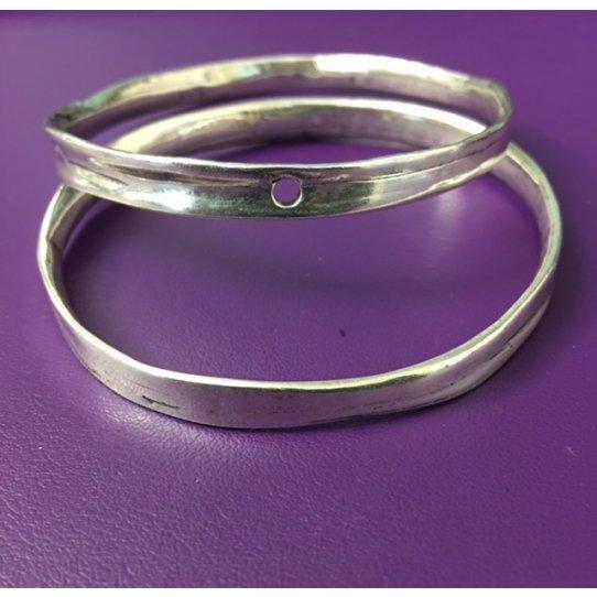 Bracelet exclusivité Idil en étain, taille supérieure 70mm