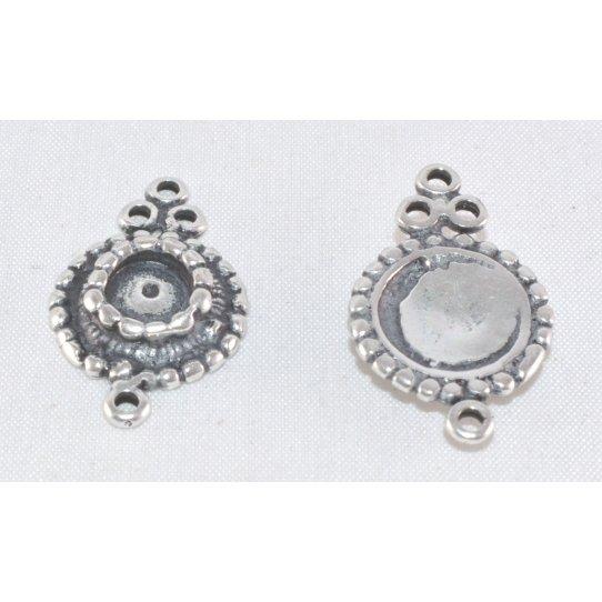 Intercalaire avec 2 anneaux