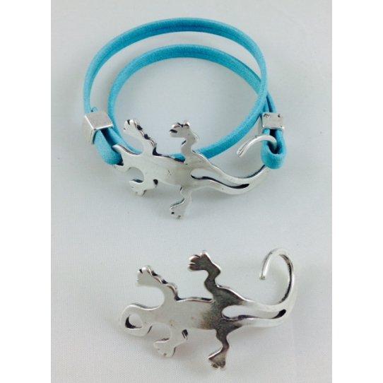 Intercalaire salamandre pour créer bracelet