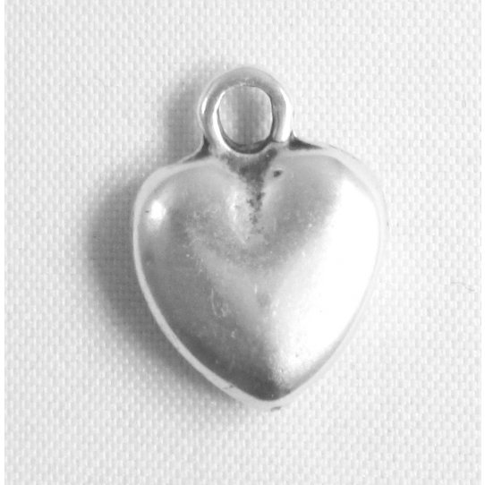 Pendant coeur dodu
