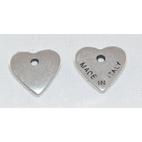Pendant coeur made in italy
