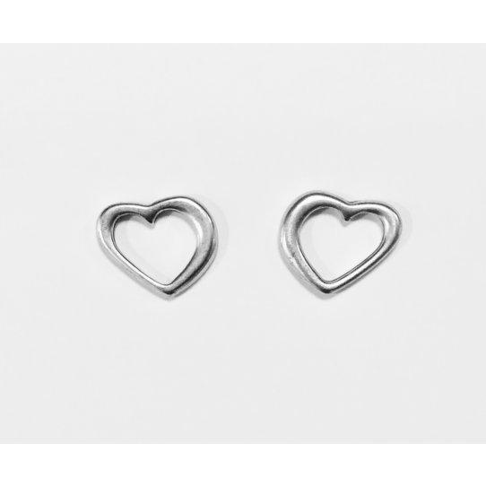 Pendant/intercalaire forme Coeur