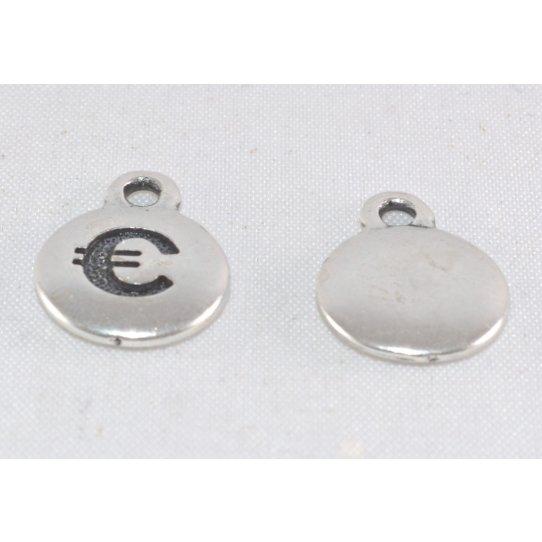 Pendant médaille euro