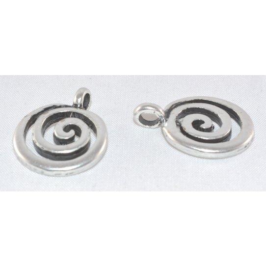 Pendant spiral