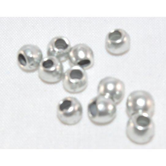 Perles 4mm trou 2.35mm