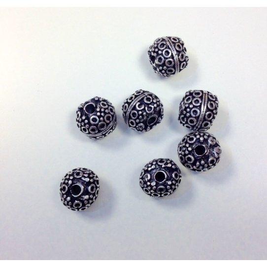 Perles de 14mm de diametre trou : 2.80mm