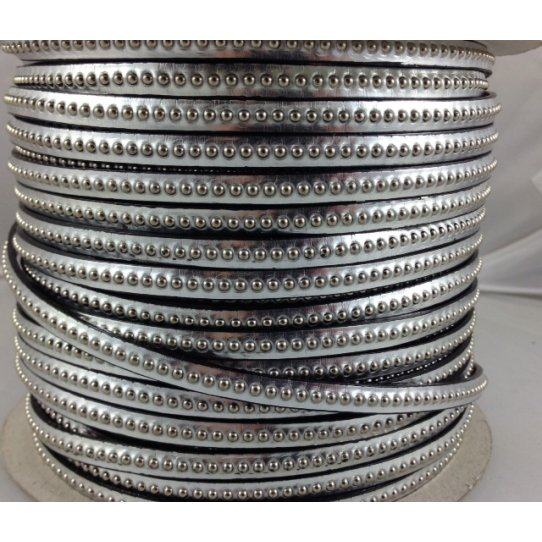Cuir bille metalisé 6.42€ht