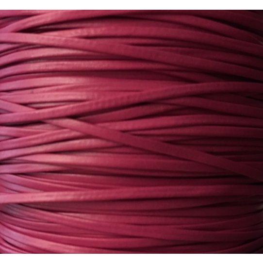 Cuir chevre 2mm doublé-20 nouvelles couleurs