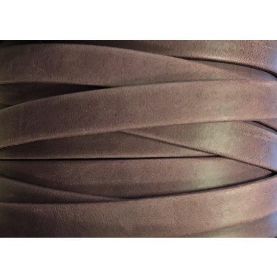 Cuir Chèvre - Plat - 10 mm