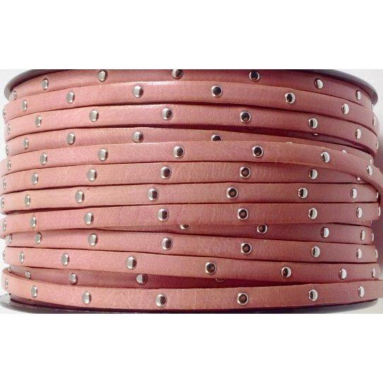 Cuir de veau clouté 5mm-NOUVELLES COULEURS