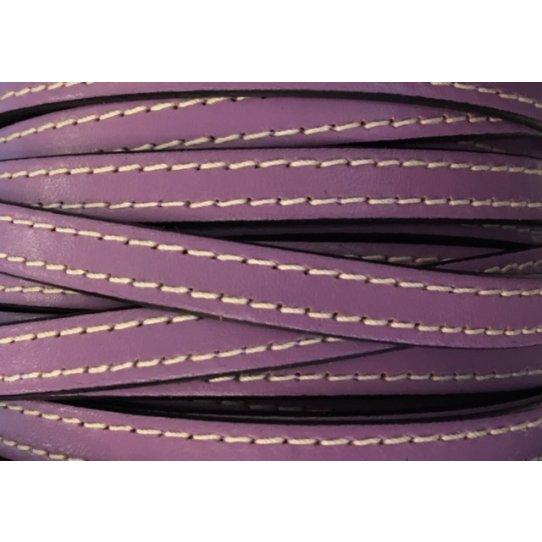 Cuir de veau cousu 10mm-nouvelles couleurs