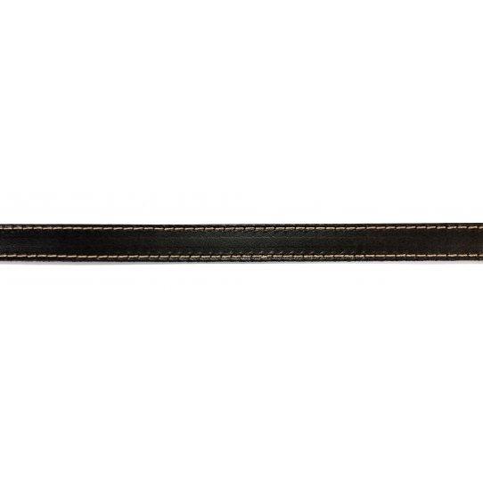Cuir de veau cousu 15mm