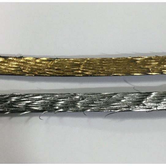 Cuir exclusivité IDIL 10mm effet métal
