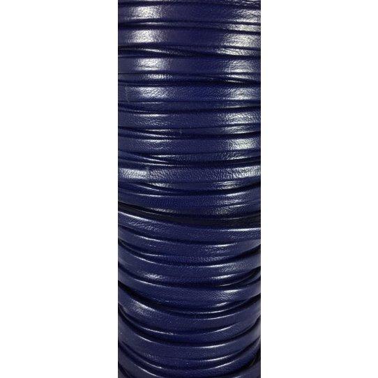 Cuirs 5mm couleurs foncées