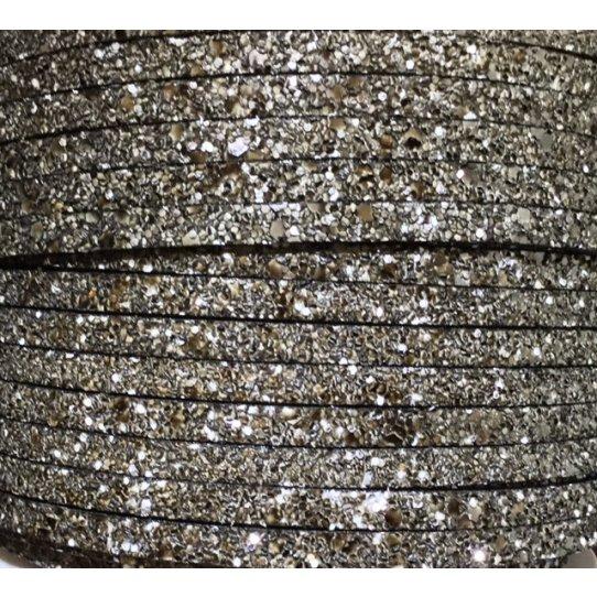 Glitter sablé 5mm.