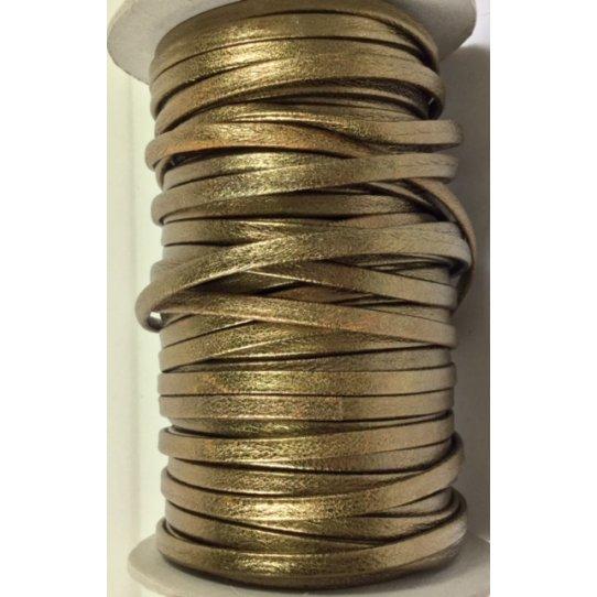 Cuir s�rie limit�e bronze or
